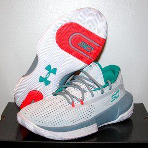 Kids UA SC 3ZER0 III Basketball Shoes
